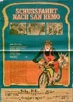 Schussfahrt Nach San Remo